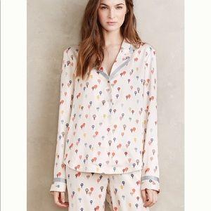 Eloise hot air ballon pajama top